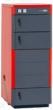 Котел напольный твердотопливный OPOP H650